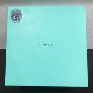 Authentic Tiffany Empty Large Box